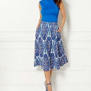 Eva Mendes Clare Skirt