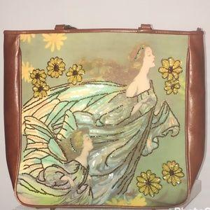 Isabella Fiore Handbags - Isabella Fiore Angel beaded purse