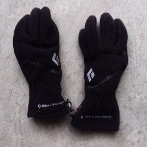 Black Diamond Other - Black Diamond Fleece Gloves