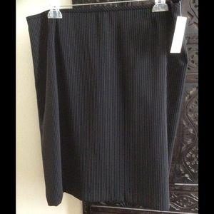 Tahari Dresses & Skirts - 👠Pin striped skirt👠