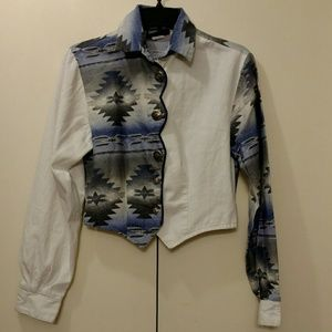 Roughrider Tops - Western Top