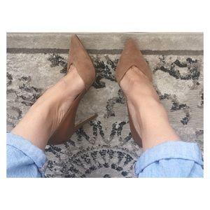 Enzo Angiolini Shoes - *NEW* ENZO ANGIOLINI Camel Heels