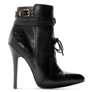 Altuzarra Shoes - 💕 NEW altuzarra for targèt croc stiletto booties