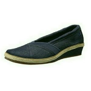 Grasshoppers Shoes - Slip On Wedge