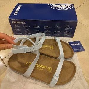 Birkenstock Shoes - NWT BIRKENSTOCK DALOA STRAPPY SANDALS