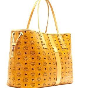 MCM Handbags - MCM large Liz Reversible Shopper
