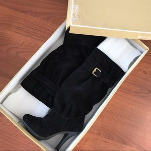 Michael lots slouch boots