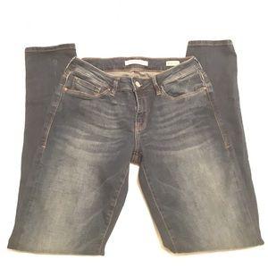 Mavi Denim - Mavi Dark Indigo Alexa Tribeca Skinny Jeans