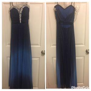 Size 3 Prom dress