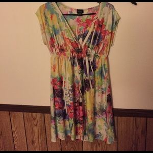 Rue 21 Spring Print Dress