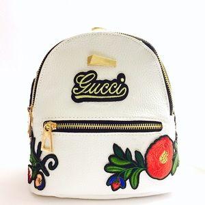 "🕊Handmade "" Patchwork Inspired "" Backpack 🕊"