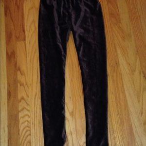 10.Deep Pants - Brown leggings