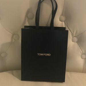 Tom Ford Handbags - Authentic Tom Ford shopping bag