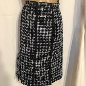 Grace Elements Dresses & Skirts - Grace Elements Gray & Black Skirt 6