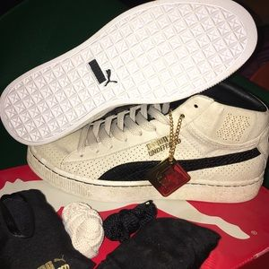 Undefeated Other - BRAND NEW Puma UNDFTD mid. Men's size 10.