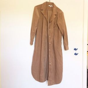 Uniqlo Jackets & Blazers - Uniqlo Corduroy Coat