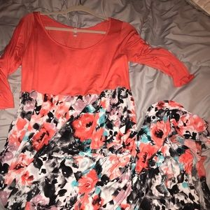 Pinkblush Dresses & Skirts - Pink Blush Maternity maxi dress for 5'2 tall