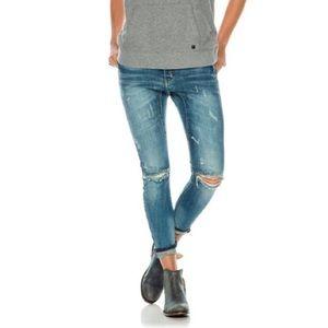 One Teaspoon Pants - Pure bleu one teaspoon desperadoes jeans 👖