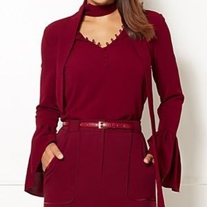 New York & Company Tops - Eva Mendes for NY&Co. - Evie Bell Sleeve Top