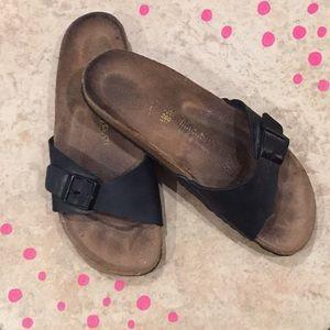 Birkenstock Shoes - PRELOVED Birkenstock slip on sandals