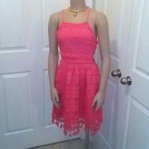 Chelsea & Violet Dresses & Skirts - 🌟NWT Crochet dress