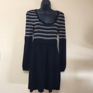 Nanette Lepore Dresses & Skirts - NANETTE LEPORE Long Sleeve 100% Merino Wool Dress