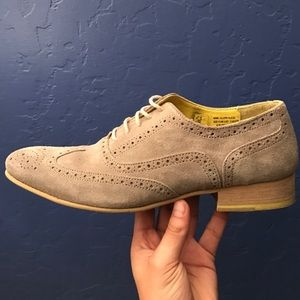 Moods of Norway Other - Moods of Norway Ullern Suede Wingtip Oxford