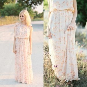 Paper Crown Dresses & Skirts - Anthropologie Paper Crown Maxi