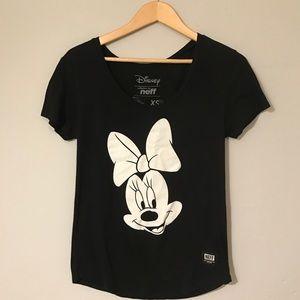Neff Tops - Neff Minnie Mouse Tee Shirt