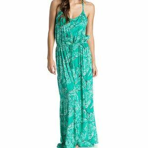 Roxy Junior's Casino Point Printed Maxi Dress