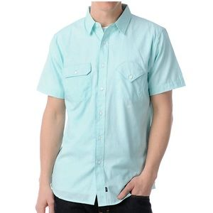 Diamond Supply Co. Other - Matix  x Diamond Supply Short Sleeve Button Down
