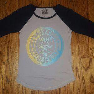 Vans Tops - VANS Shirt Top