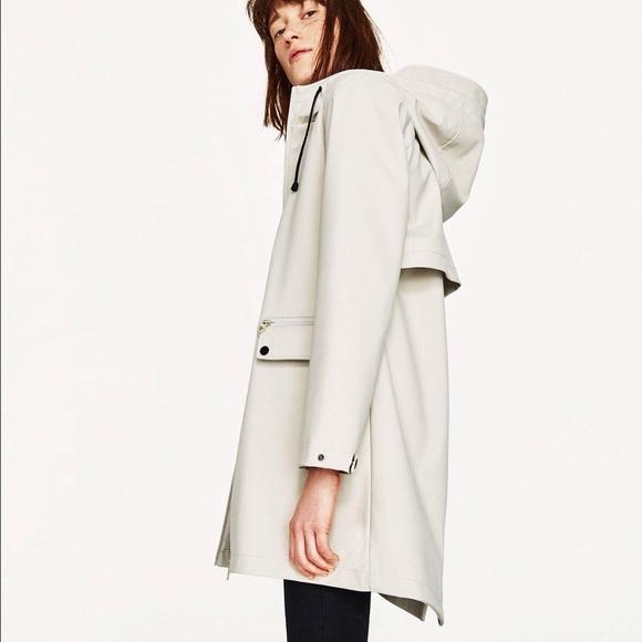 5b40181d Zara Jackets & Coats | Water Repellent Parka | Poshmark