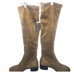 Zara Shoes - Over the Knee Boots from Zara