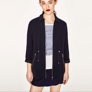 Zara Jackets & Blazers - 🆕NWOT Safari jacket