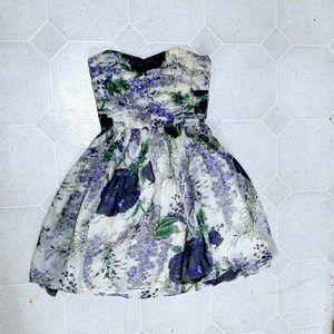 Jill Stuart Dresses & Skirts - Jill Stuart formal floral prom silk dress 2