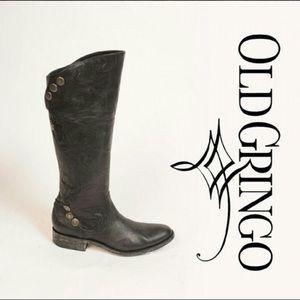 Old Gringo Shoes - Old Gringo Porcella Black Boots