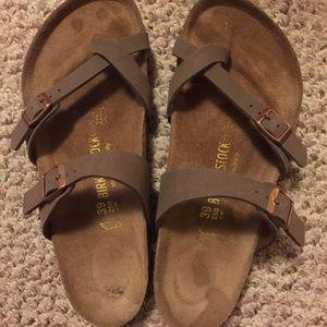 """Birkenstock Shoes - """"Mayari""""Birkenstock Sandals ladies (39)--(8.5/9)"""