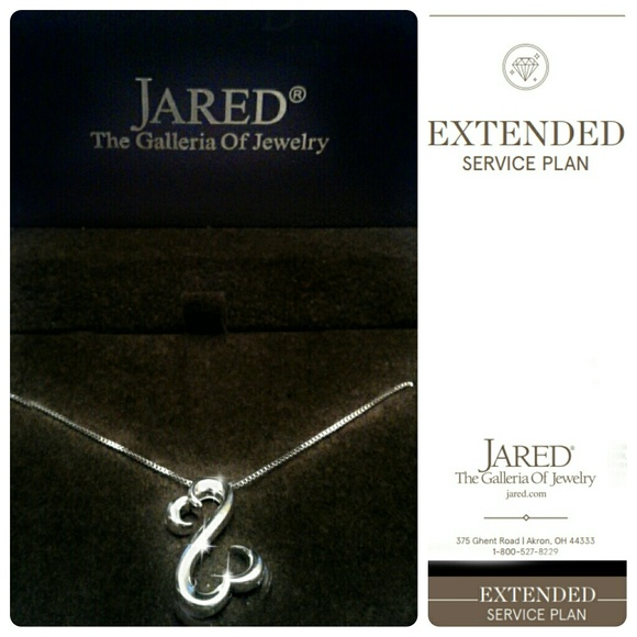 Jared the Galleria of Jewelry Jewelry NEW Jareds Necklace W Xtra