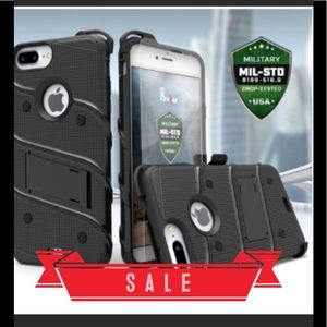 Bolt Other - Black iPhone 7+ Rugged Case PRICE FIRM ONLY 1 left