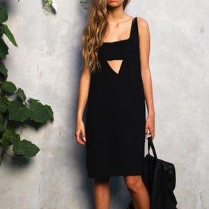 Shakuhachi Dresses & Skirts - Deep V Built in Bralette Dress