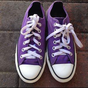Converse Shoes - Converse Purple Sneakers