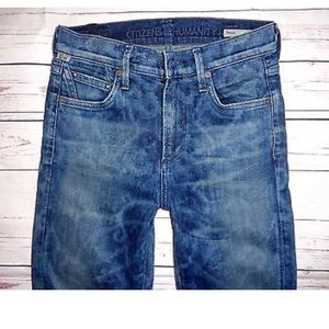 Citizens of Humanity Denim - Citizens of Humanity High ROCKET Skinny Jeans! 25