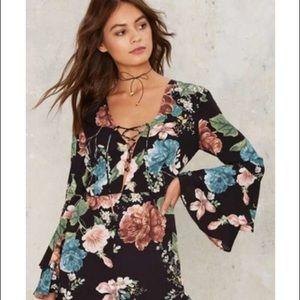 Bardot Dresses & Skirts - Bardot Amelia Romper! NWT