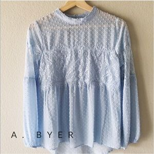 Amy Byer Tops - nwt // • A. Byer Blouse