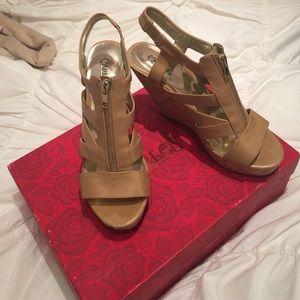 Carlos Santana Shoes - Carlos Santana Kaila Wedge