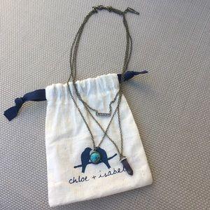 Chloe + Isabel Jewelry - Chloe + Isabel Medina Convertible Necklace
