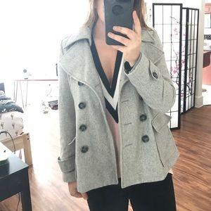 New York & Company wool pea coat