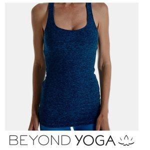 Beyond Yoga Tops - Beyond Yoga Spacedye Performance Cut Out Tank