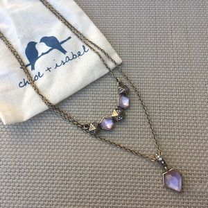 Chloe + Isabel Jewelry - Chloe + Isabel Geovista Convertible Necklace